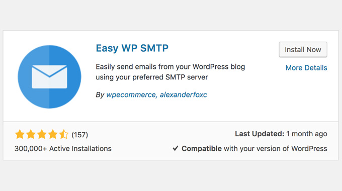 Best WordPress Email SMTP Plugin 2019